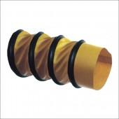 FLEXADUR PVCX-1L PT K - had. pro vytápění hal / 1000mm