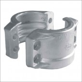 CLAMPS DIN 2817 AL - na hadice Dn 100x8 / 114-119 mm