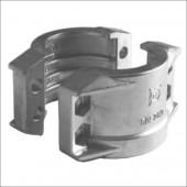 CLAMPS DIN 2817 SS - čel. spona na hadice 63x8 mm / 78-82 mm