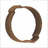 EAR CLIP II W1 - Deformační spona se dvěma oušky / 11-13 mm