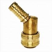 STANDARD TRN 45 - rychlospojka hadicový trn 9mm - 45°