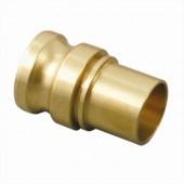 KAMLOK MS MALE TRN 2817 - hladký trn 100 mm pro spony Clamps
